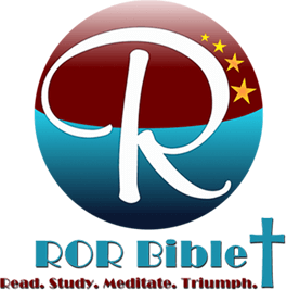 ROR Bible+ - The Ultimate Bible Reader & Study Resource Tool!
